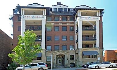 Building, Stockbridge Apartments, 0