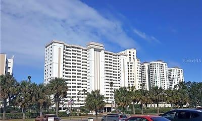 Building, 1230 Gulf Blvd 1601, 2