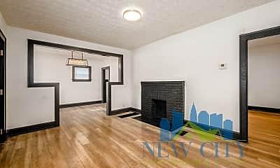Living Room, 285 S Davis Ave, 1