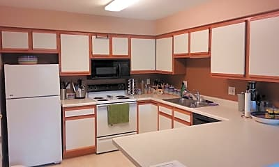 Kitchen, 203 5th St, 1
