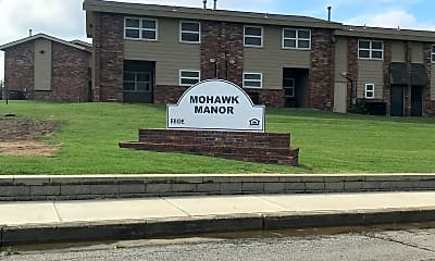 Mohawk Manor Apartments, 1