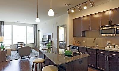 Kitchen, Bell Cherry Hills, 1