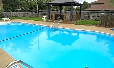 Pool, Sun Villa Townhomes, 2