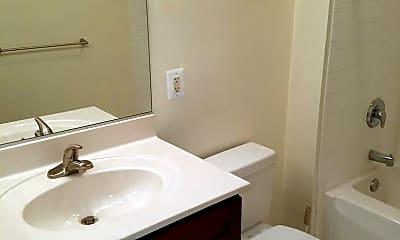 Bathroom, 337 N Charles St, 2