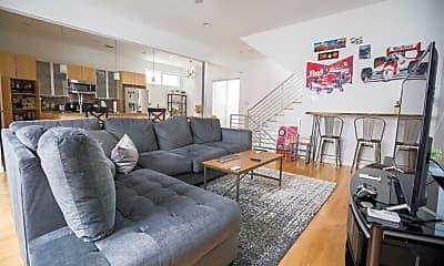 Living Room, 1610 Bastrop St, 0