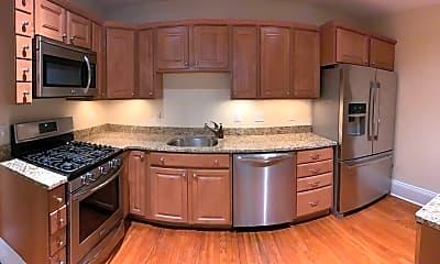 Kitchen, 60 Commonwealth Avenue, 1