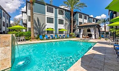 Pool, Arrive North Scottsdale, 1