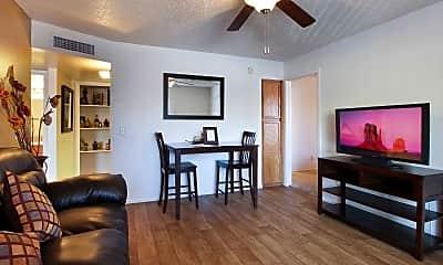 Living Room, Arroyo Vista Apartment Homes, 1