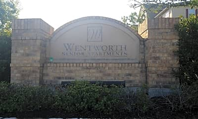 Wentworth Senior Apartments, 1