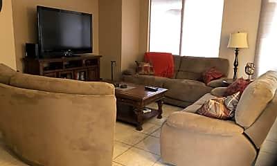 Living Room, 60768 Fire Barrel Dr, 2
