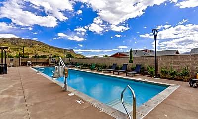Pool, Epoque Golden, 1