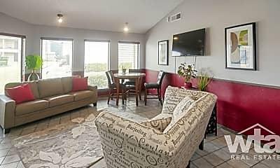 Living Room, 9971 Quail Blvd, 2