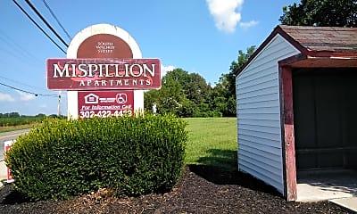Mispillion Apartments, 1
