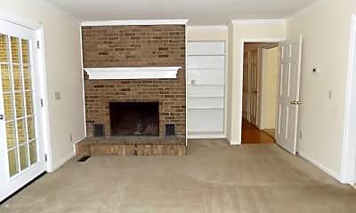 Bedroom, 1601 Hagood Ave, 1