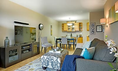 Living Room, The Edina Towers, 0