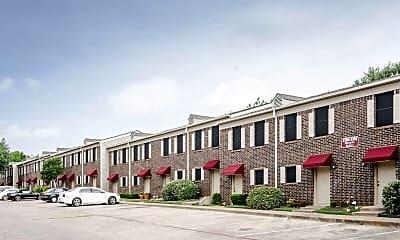 Building, Hulen Park Place, 0