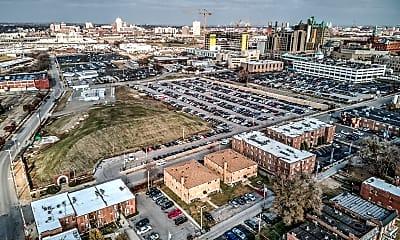 Building, 3850 Park Ave, 1