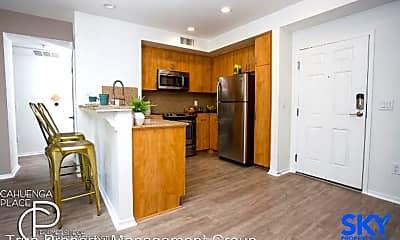 Kitchen, 3400 Cahuenga Blvd W, 2