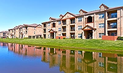 Lake, Towne Crossing Apartments, 0