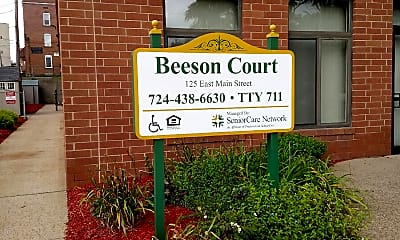 Beeson Court, 1