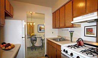 Kitchen, Bradfield Court Apartments, 1
