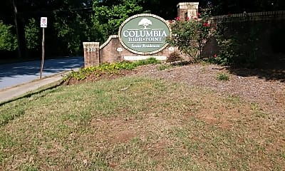 Columbia High Point, 1
