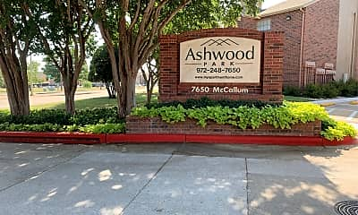 Ashwood Park Apartment, 1