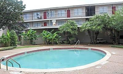 Pool, Oak Pointe Apartment Homes, 0