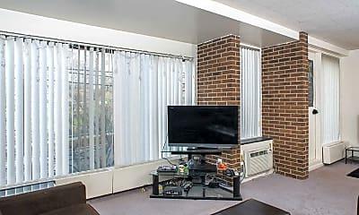 Geddes Hill Apartments, 1