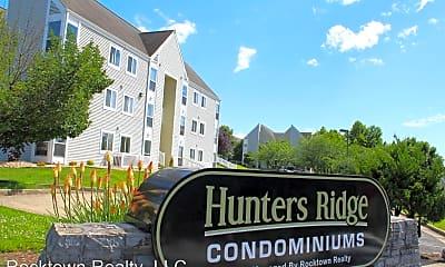 Community Signage, 1384 Hunters Rd, 1