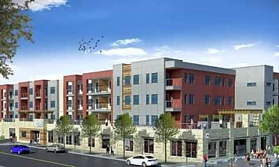 Building, Charlotte Square, 1