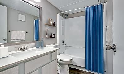 Bathroom, Lake Village North, 2