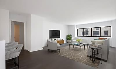 Living Room, 32 E 76th St, 1