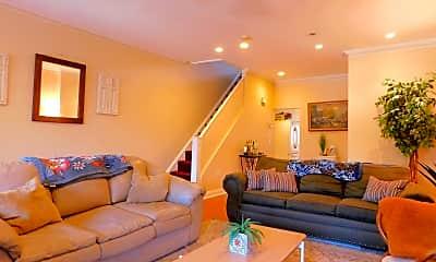Living Room, 249 Rochelle Ave, 1