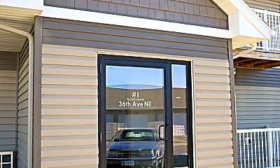 Building, 1 36th Ave NE, 0