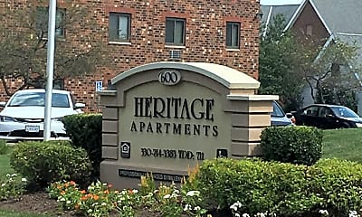 Heritage Apartments, 1