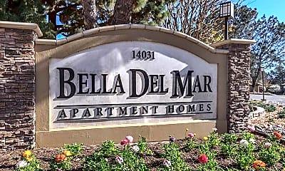 Community Signage, Bella Del Mar, 2