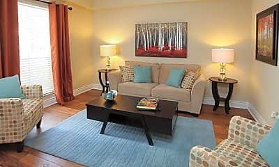 Living Room, Promenade at Belleair, 1