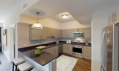 Kitchen, Baypointe at Keyport Apartments Brand New Construction! Leasing Now!, 2