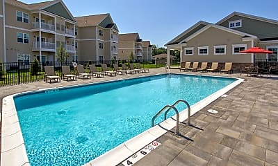 Pool, The Residences at Vista Square, 0