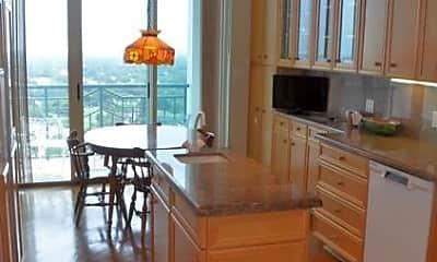 Kitchen, 7515 Pelican Bay Blvd PH-D, 1