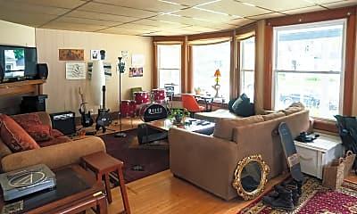 Living Room, 2835 N Frederick Ave, 0