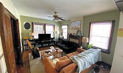Living Room, 2054 Iuka Ave., 1