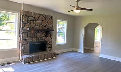 Living Room, 1308 Park Ave, 1