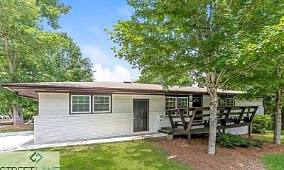 Building, 2893 Lakemont Pl SW, 0