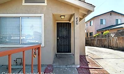 Patio / Deck, 426 E Plaza Blvd, 1