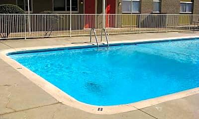 Pool, Newport Granada Apartments, 0