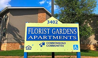 Florist Gardens Apartments, 1