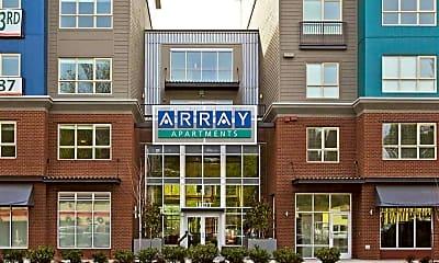 Building, Array Apartments, 2