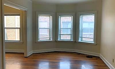 Living Room, 3726 N Meridian St, 0